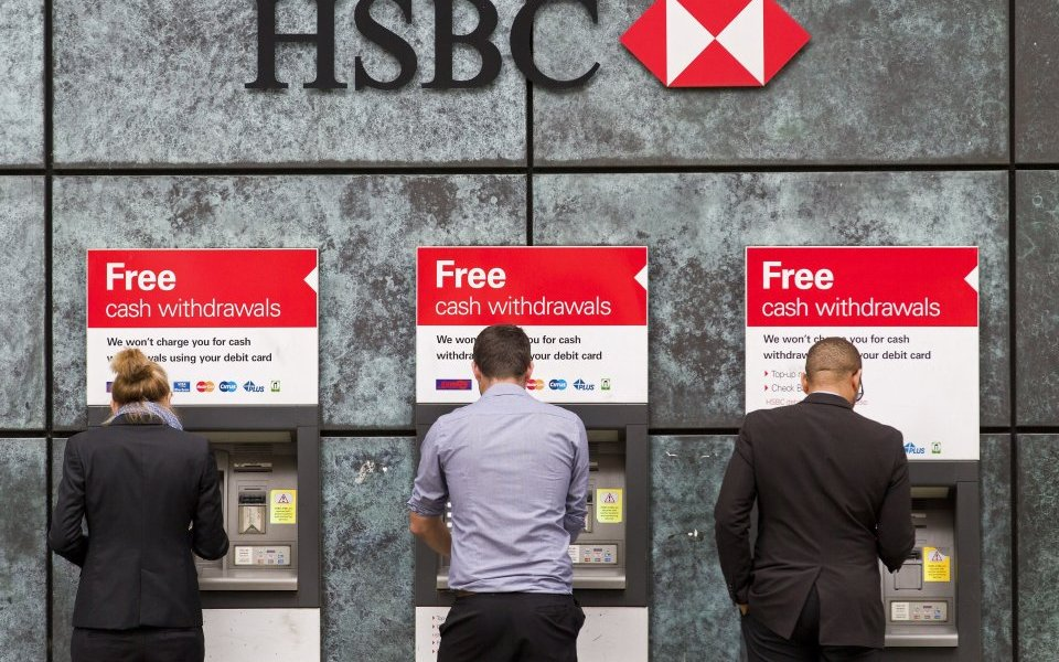 Call HSBC Telephone Banking on 0843 770 5034