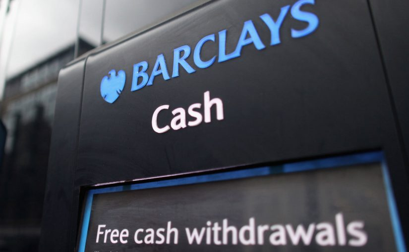 Barclays sort code and account number