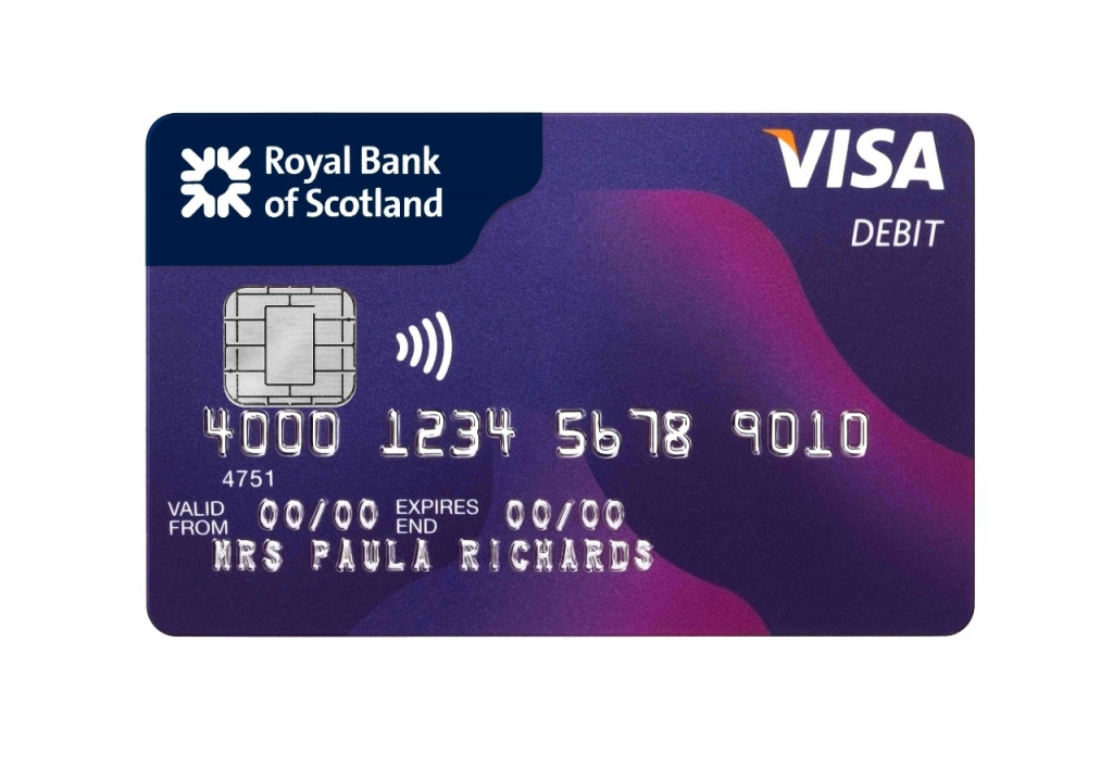 rbs current accounts and credit cards