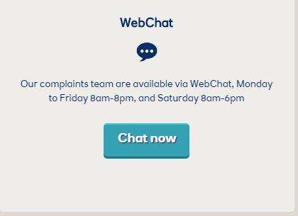 RBS WebChat