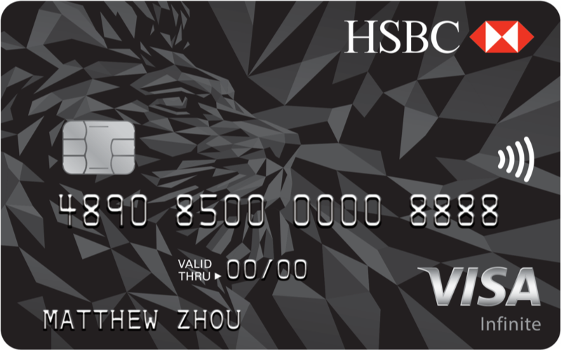 HSBC card lost stolen