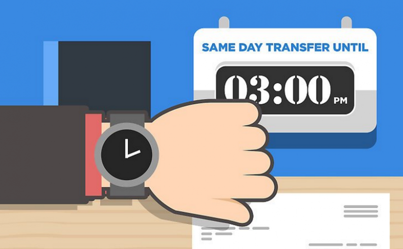How long do RBS transfers take to arrive?